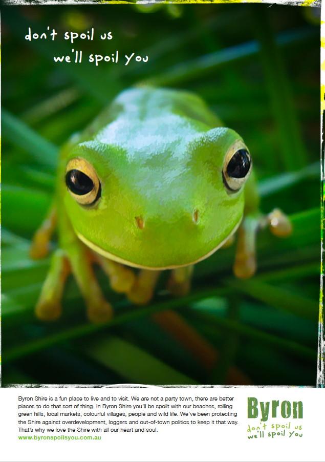 Byron Frog