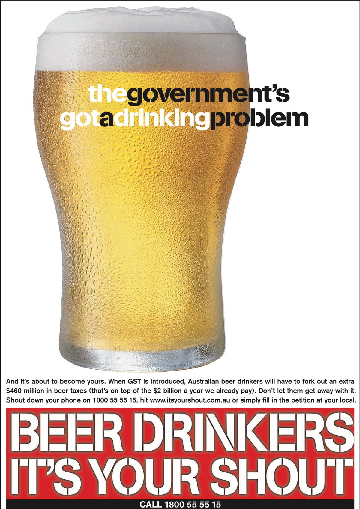 Aussie Beer - Problem
