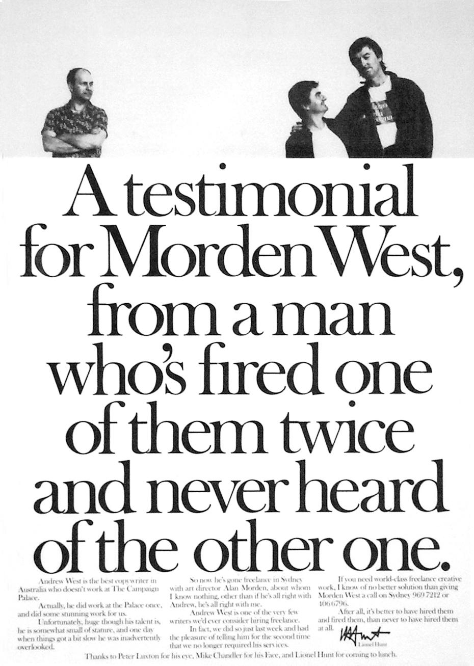 Morden West
