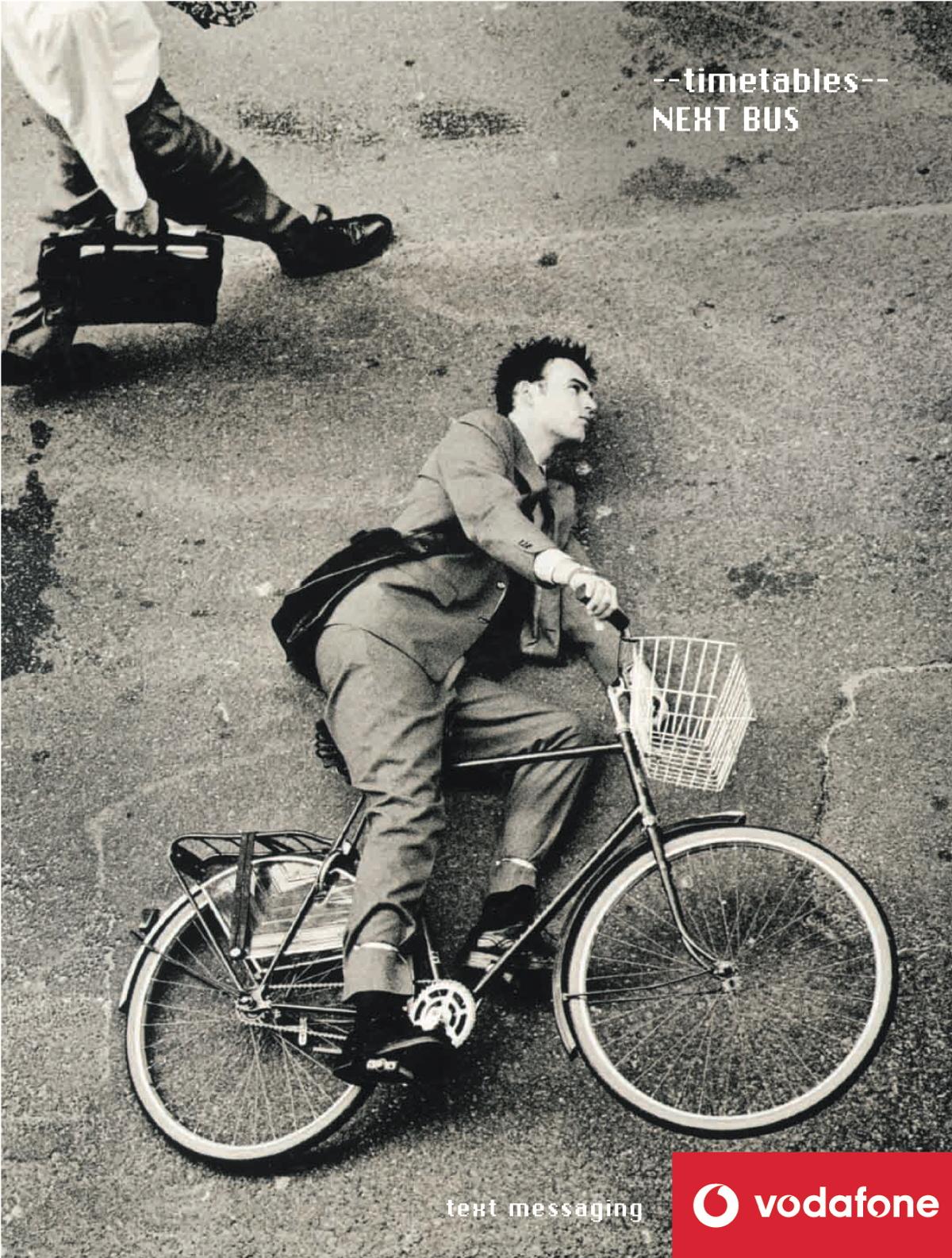 Vodafone Bike