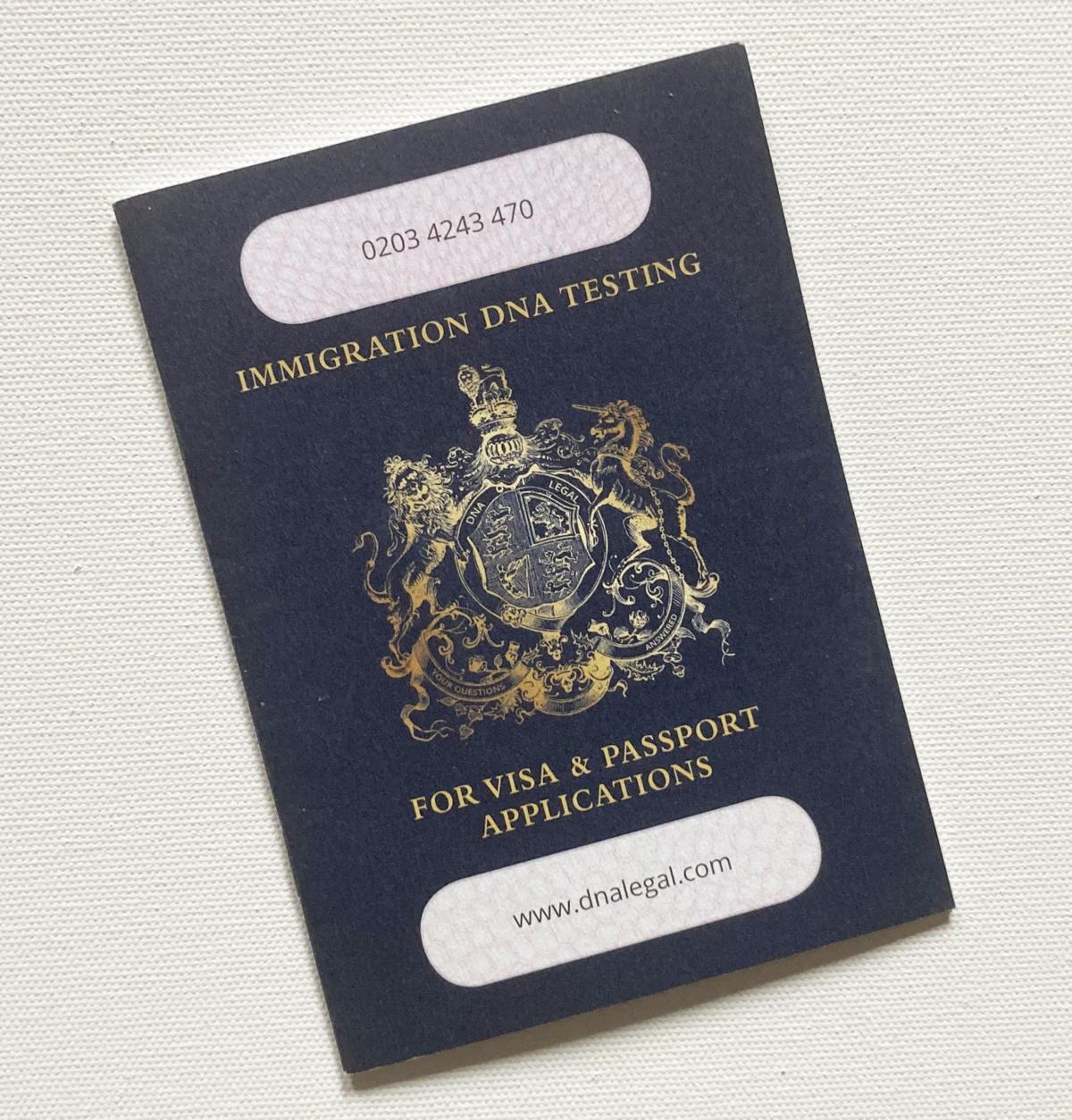 dna passport