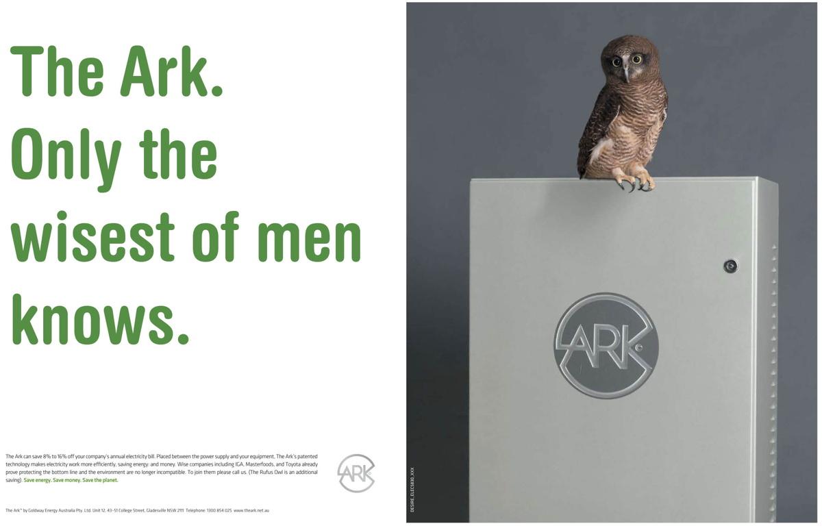 ark owl