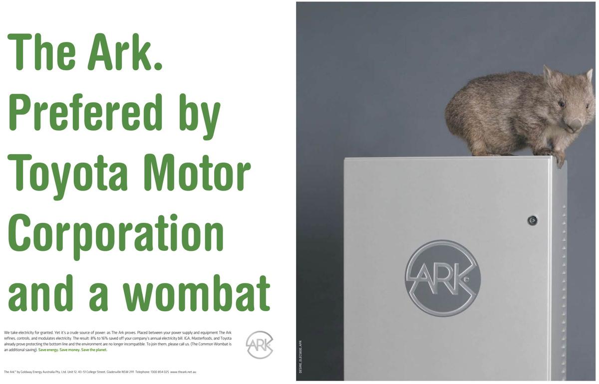 ark wombat